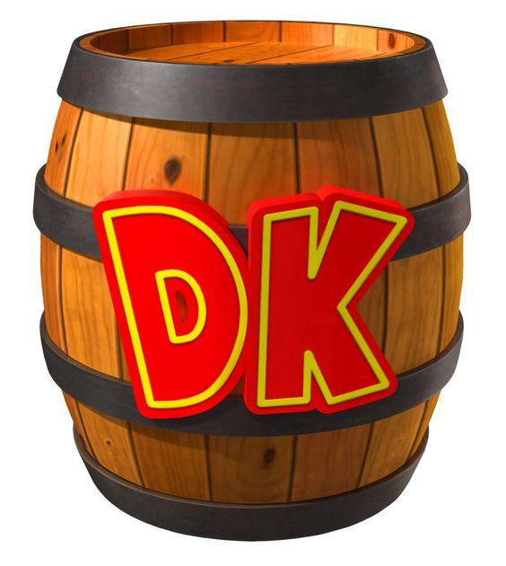 famous DK barrel :D (creativeuncut, 2013)
