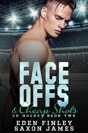 FACE OFFS & CHEAP SHOTS by Eden Finley & Saxon James Blog Tour Kit for 10/6 - 10/9@ 8AM EST