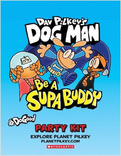 Dog Man Unleashed Coloring Pages - Thekidsworksheet