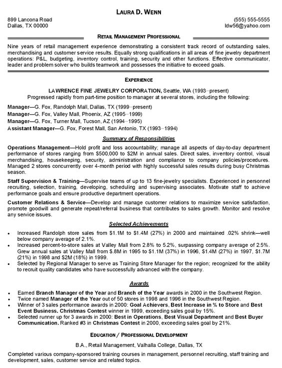Resume Sample For Procurement Law Job Search Tipsresume Sample For   Recruiting  Manager Resume