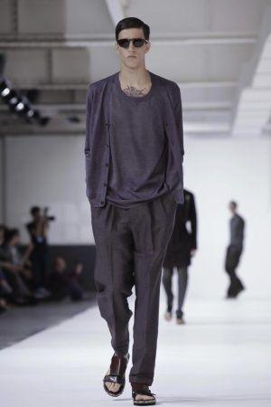 Dries Van Noten Spring Summer Menswear 2013