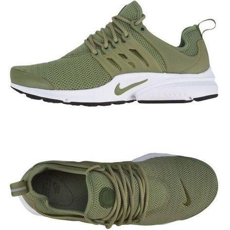 nike zapatillas hombres verde