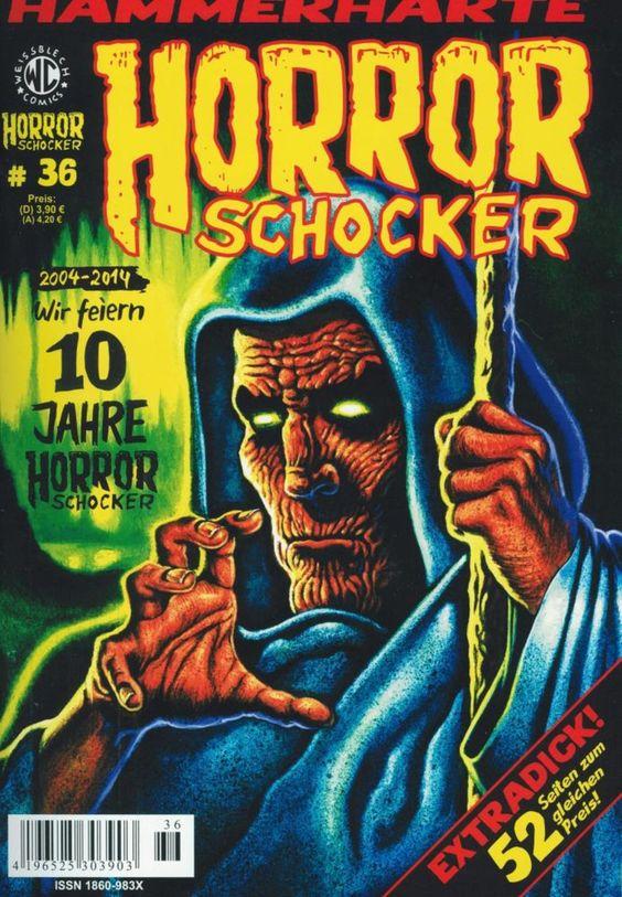 Horrorschocker #36