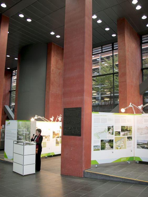 Eröffnungsrede zum Landschaftsarchitekturpreis NRW 2014 im Technischen Rathaus Köln.