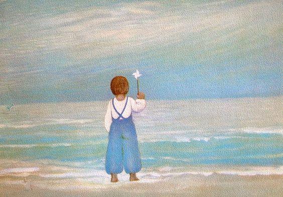 Heide Dahl, Junge mit derWindmühle