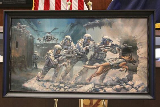 New ranger print into the breach rltw us army for Army wallpaper mural