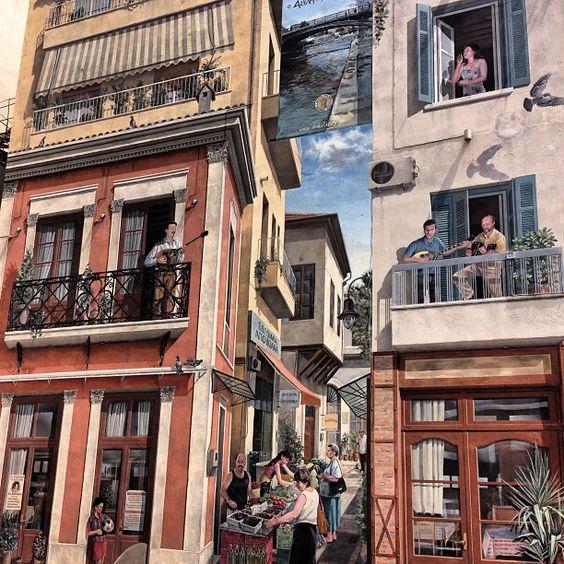Παλιά Μανάβικα στην πόλη Τρίκαλα, Τρίκαλα: