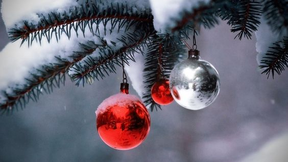 Christmas Decorations Wallpapers • HD Wallpapers Day