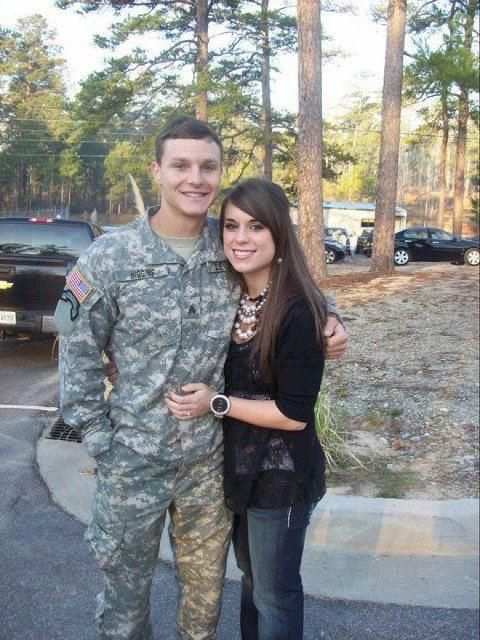 Sgt. Tanner Higgins. A man of honor and loyalty. Sgt. Higgins gave up his life defending the country on April 14. 2012. Let his heroism be told. Please repin in support of all our troops. Thank you.