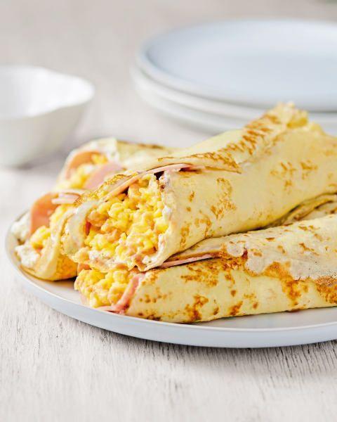 Brunch Pancakes Aldi Uk Savory Pancakes Savoury Pancake Recipe Recipes