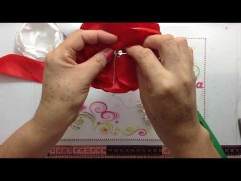 Cintillo de flores en colores mexicanos VIDEO No. 355 - YouTube
