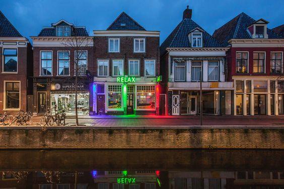 Coffeeshop Relax, Leeuwarden, december 2016