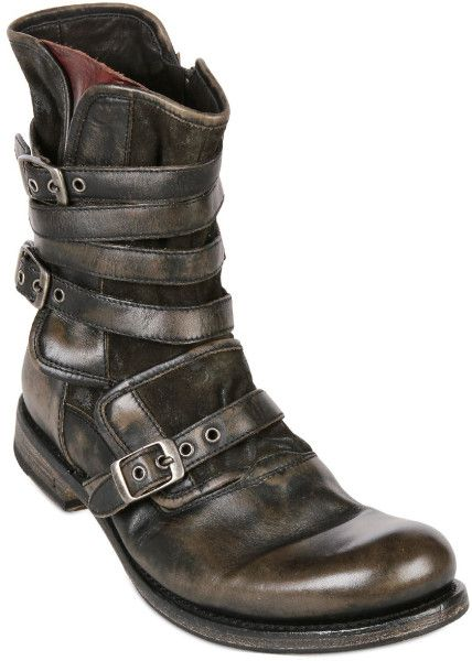 mens buckle boots - John Varvatos | Boots! | Pinterest | Boots ...