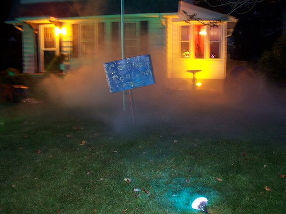 how to make your own fog machine