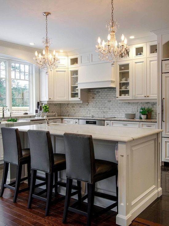 Buchman photo richard ziegler architect inc beautiful l for Beautiful l shaped kitchens