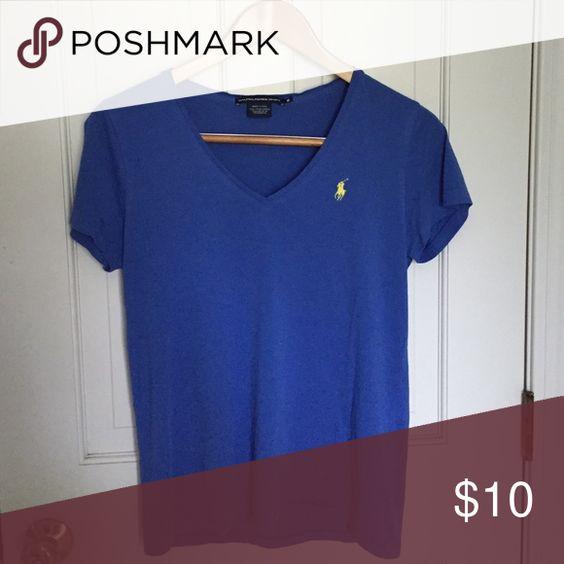 Ralph Lauren Sport T-shirt Medium blue t-shirt Ralph Lauren Tops Tees - Short Sleeve