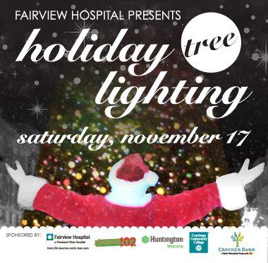 http://www.crockerpark.com/events/family-activities/information/fairview-hospital-holiday-tree-lighting