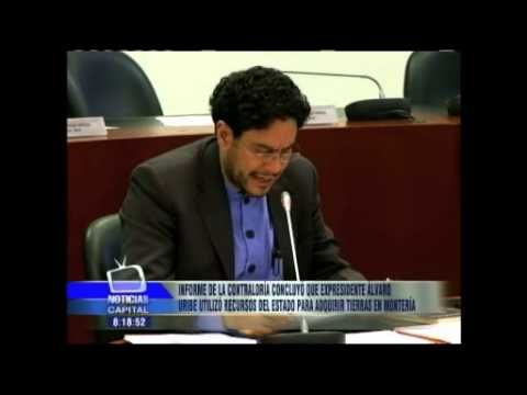 Informe Contraloría concluyó que expdte. Uribe utilizó recursos del Esta...