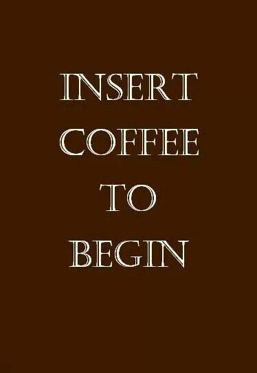 This is us before we tackle any project! #Coffee #MrCoffee