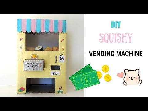 Click Show More To See More And Follow Us Follow Us Twitter Https Twitt Squishies Diy Vending Machine Diy Vending Machine