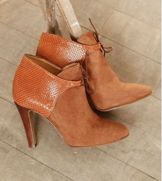 Fashionable Women Ankle  Booties
