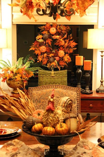 Savvy Seasons by Liz: Dreaming of Autumn Evenings...