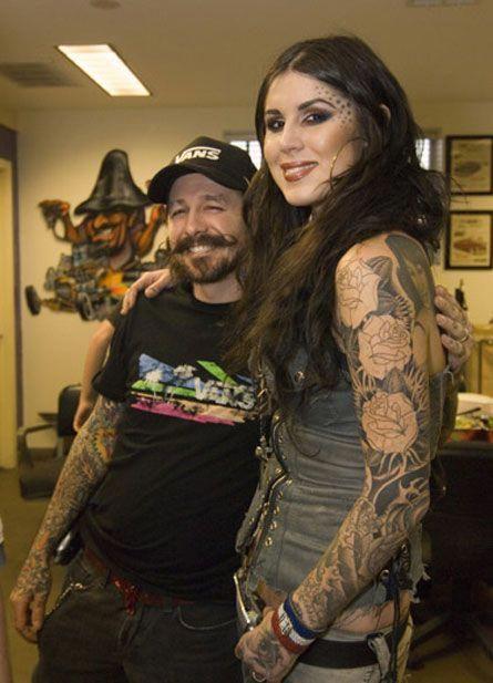 Oliver Peck Kat Von D Hotsexytattos Music Tattoo Sleeves Kat Von Kat Von D