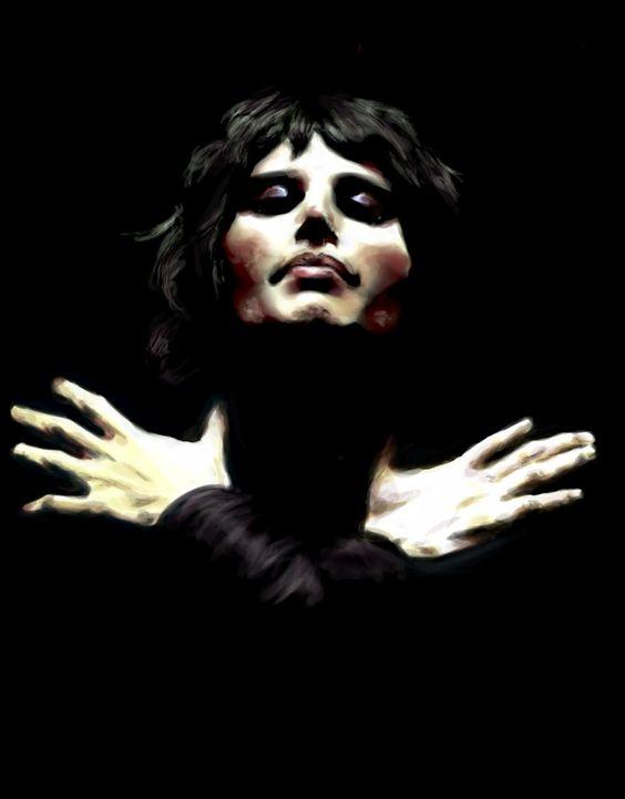 Freddie Mercury (born Farrokh Bulsara; 5 September 1946 – 24 November 1991) AIDS