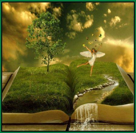 Fantasy Book -