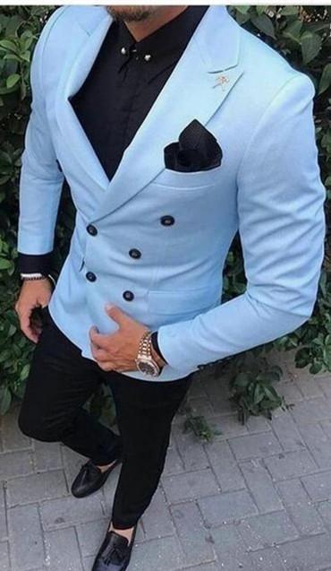 Gender: MenItem Type: SuitsMaterial: Polyester,CottonClothing Length: RegularClosure Type: Single BreastedFront Style: FlatPant Closure Type: Zipper FlyFit Type: skinnyStyle: Formalterno masculino: men wedding suit setsuit men: suittrajes de hombre: tuxedos for menman suit: men suitcostume homme mariage: wedding suits