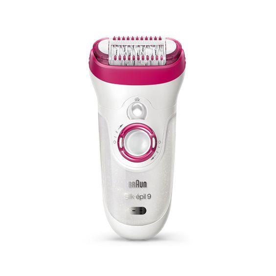 Braun, depiladora eléctrica,uso en seco o bajo la ducha | Costco Mexico