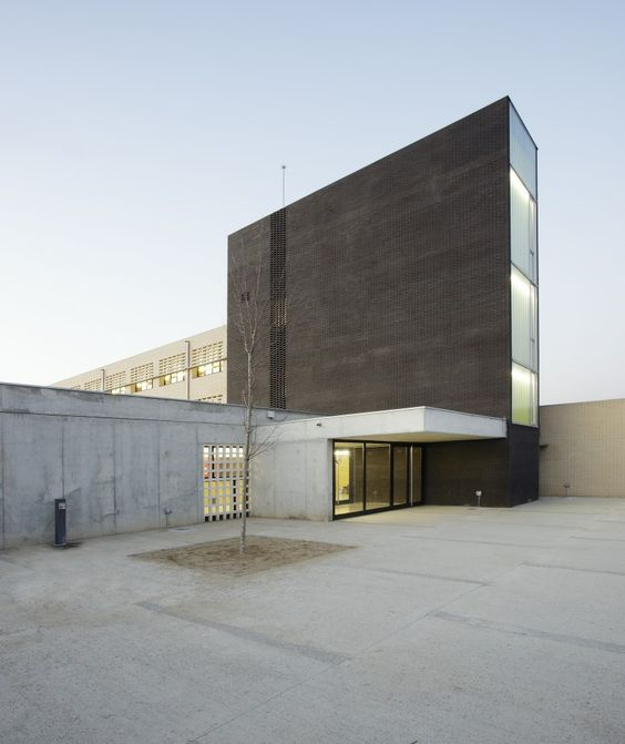 Font Del Roure Nursery / ONL Arquitectura #architecture