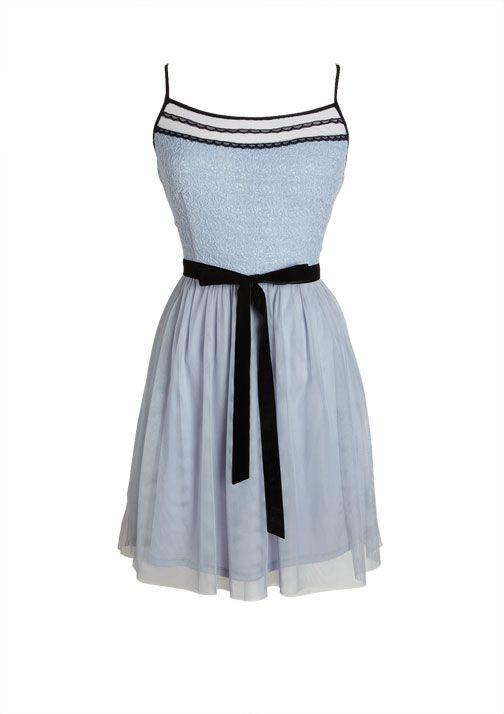 Cindy's dress! =) delia's