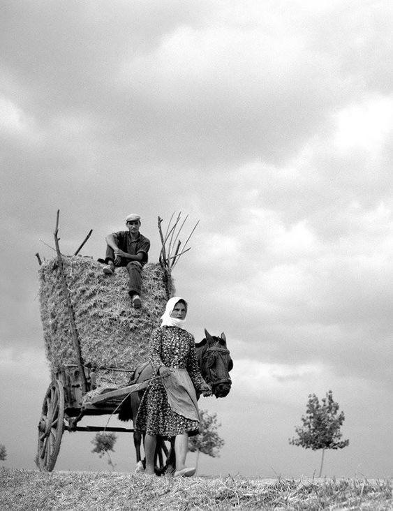 Ελλάδα Τρίκαλα 1965 φωτογραφία Τάκης Τλούπας.