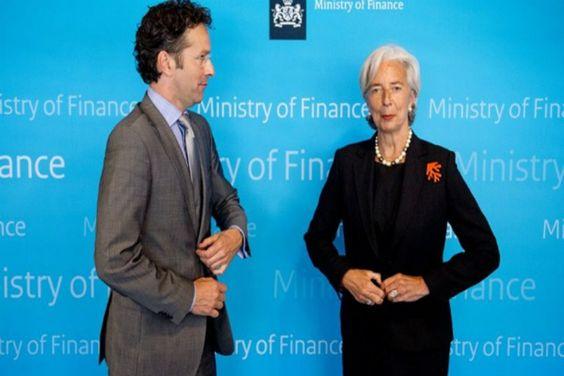 Μεγάλη η απόσταση Ευρωπαίων - ΔΝΤ για το ελληνικό χρέος