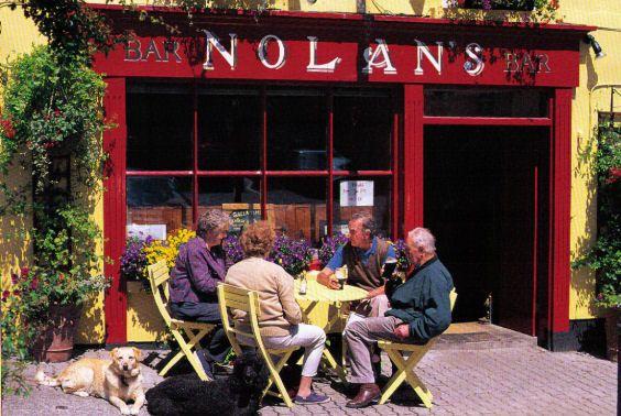 Nolans pub, Rosscarbery, Co. Cork.