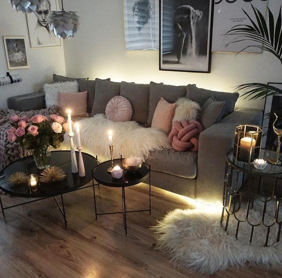 Cozy Tumblr Living Room Wohnung Wohnzimmer Wohnzimmer Ideen