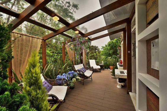 ¿Tienes un patio muy chiquito o angosto?