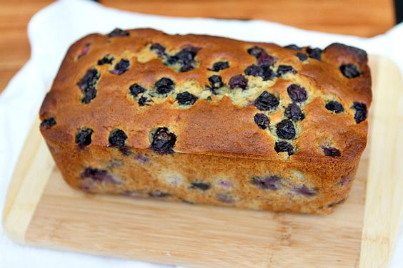This recipe for banana blueberry bread is simple and delicious. Fresh blueberries are plentiful.