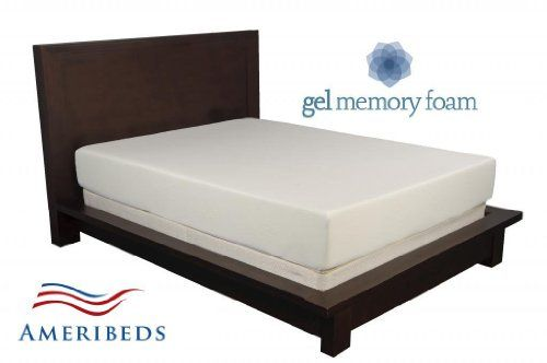 Revolution 10 Inch Gel Memory Foam Mattress With 20 Year Warranty Cal King Mattress Memory Foam Bedroom Furniture