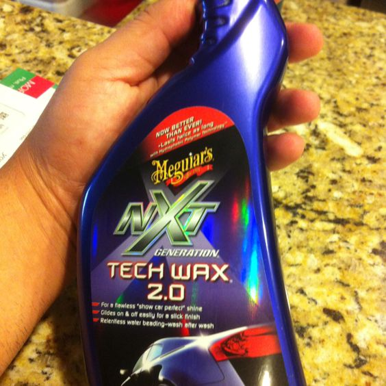 best car wax i 39 ve ever used no white residue and easy to apply makes any car look like glass. Black Bedroom Furniture Sets. Home Design Ideas