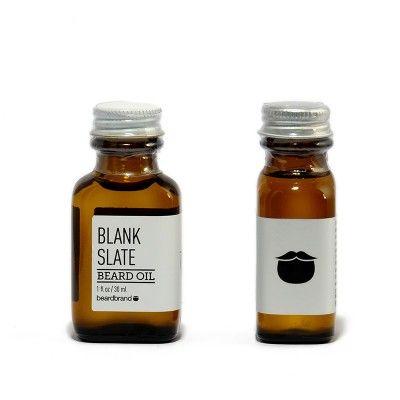 Blank Slate Beard Oil