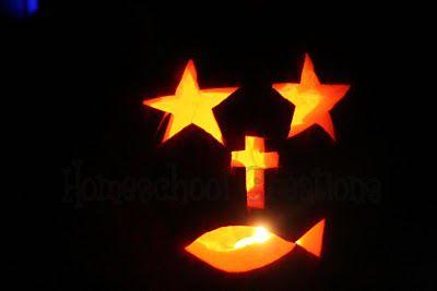 pumpkin carving devotions