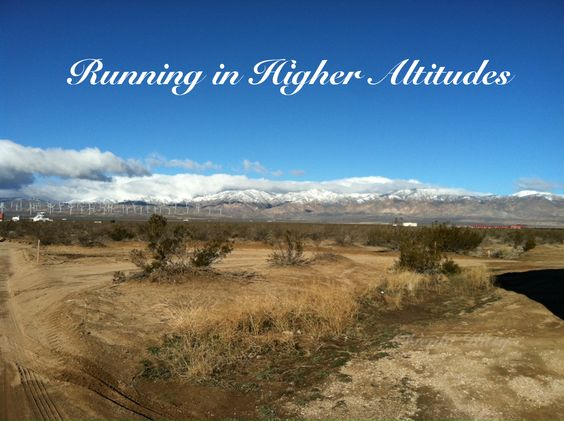 Learn to Run in Higher Altitudes