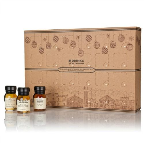 Drinks By The Dram The American Whisky Bourbon Rye Advent