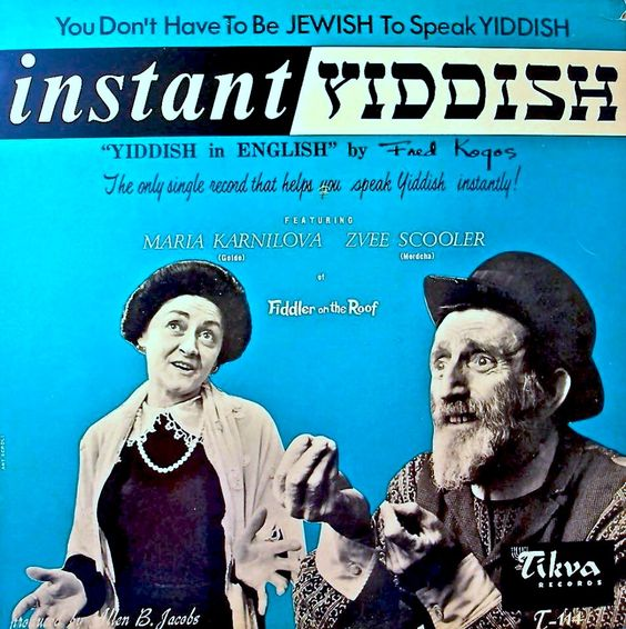 Instant Yiddish