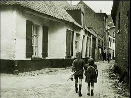 Floddergats - historische foto