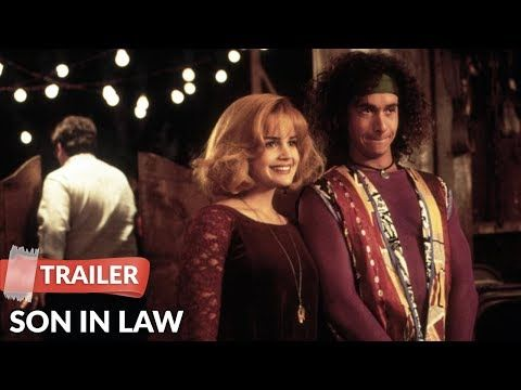 Son In Law 1993 Cine Peliculas Fotografia