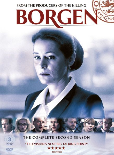 An inspiration - gripping - Borgen: