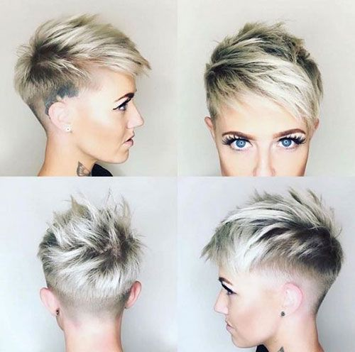 Daring Short Pixie Haircuts For Fall 2019 Winter 2020 Youtube Short Hair Trends Short Pixie Haircuts Short Hair Styles